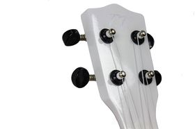 ukulele czerwone T.T. by T.Burton